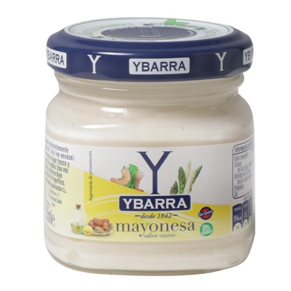 Bote de mayonesa Ybarra 105ml