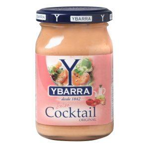 Bote de salsa Cocktail Ybarra 225ml