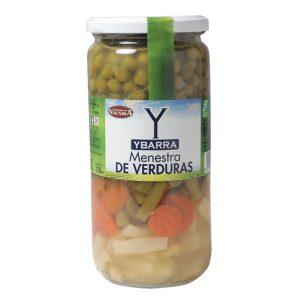 Tarro de Menestra de Verduras Ybarra