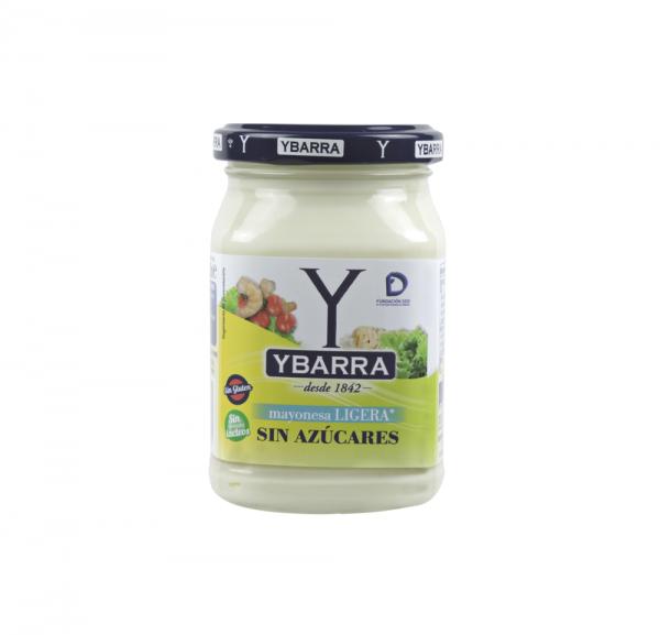 mayonesa sin azúcares ybarra