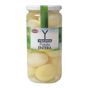Tarro de Patata Entera Ybarra