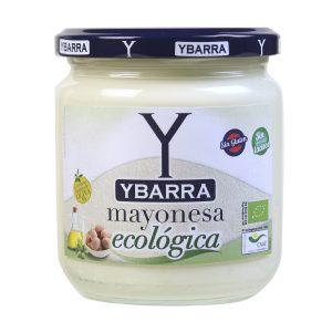 mayonesa ecológica ybarra