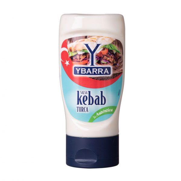 salsa ybarra kebab