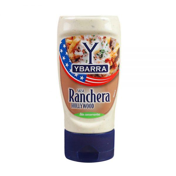 salsa ranchera ybarra