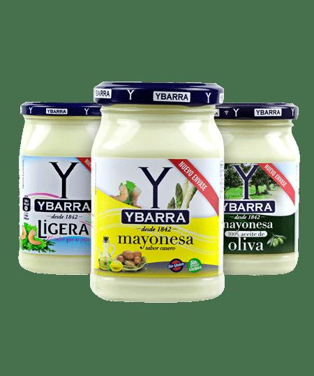 mayonesas ybarra