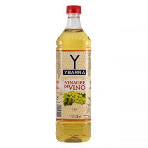 vinagre de vino ybarra