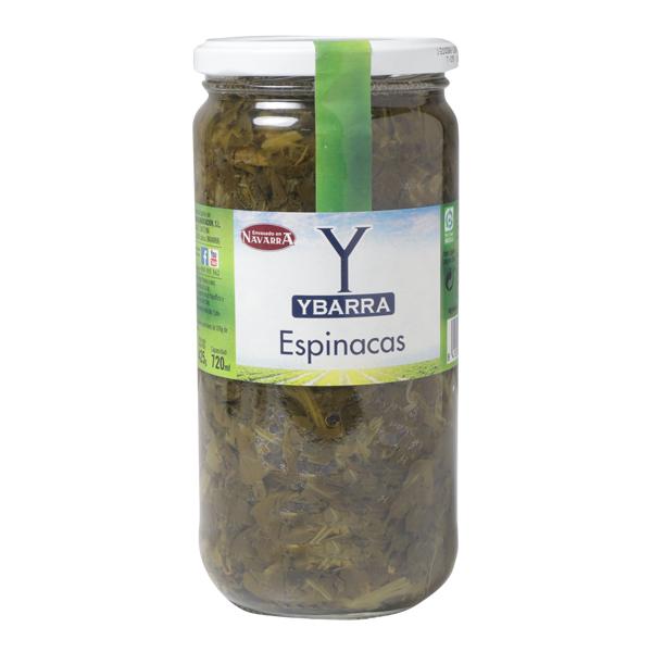 Tarro de Espinacas Ybarra