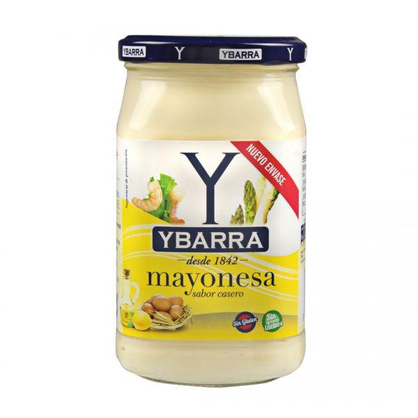 Comprar mayonesa ybarra casera 450ml sin gluten sin conservantes