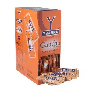 Caja de SALSA GAUCHA en sobres monodosis Ybarra para restaurantes bares