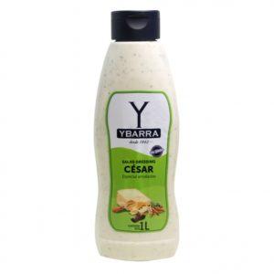 Bote de salsa César Ybarra 1 litro