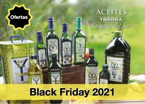 Black Friday Aceite de oliva